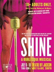 Shine a Burlesque Musical