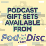 Podcast Gifts Sets from Poddisc