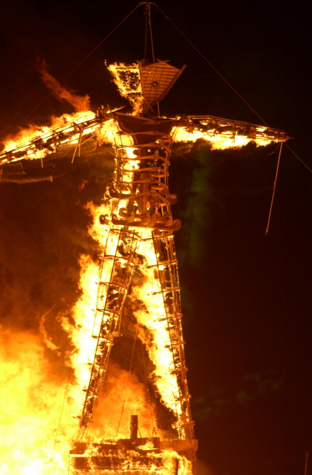Win a ticket to Burning Man 2012!