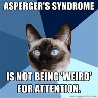 PW 346: Poly and Asperger's