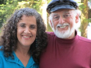 Dr. John Gottman with his wife Julie