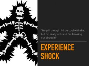 experience shock