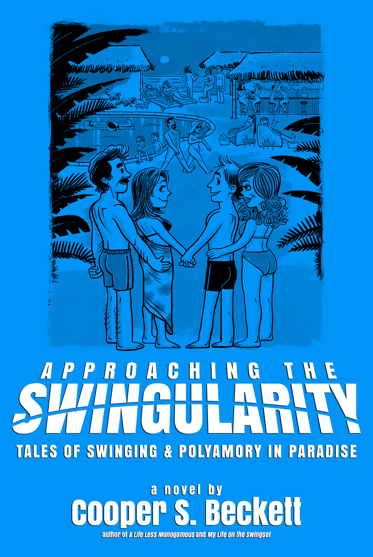 Poly book nook: Approaching the Swingulariy