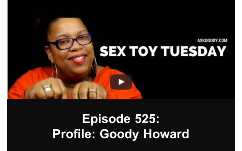 525: Profile: Goody Howard, sex positive superhero
