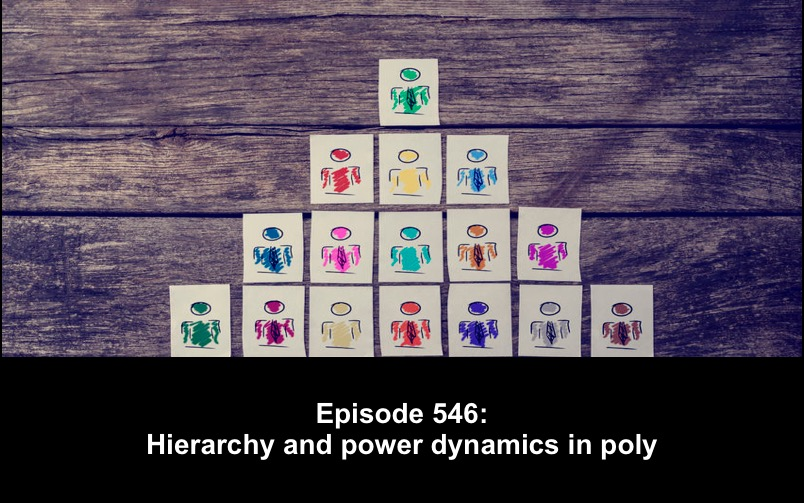 546 Hierarchy and power dynamics in poly